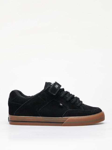 Topánky Circa 205 Vulc (black/gum)