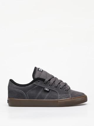 Topánky Circa Cero (gunmental/gum)