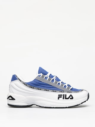 Topu00e1nky Fila Dragster 97 Wmn (white/electric blue)