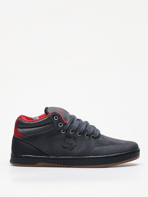 Topánky Etnies Marana Mid Crank (dark grey/black/red)