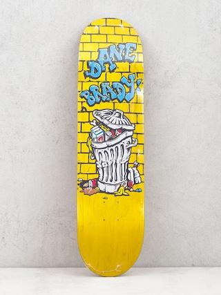 Doska Polar Skate Dane Brady Trash Can (yellow)