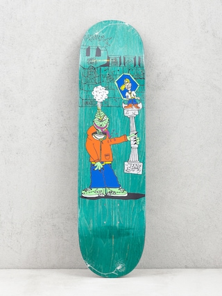 Doska Polar Skate Dane Brady Trophy (green)