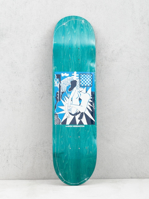 Doska Polar Skate Aaron Herrington 69 (green)