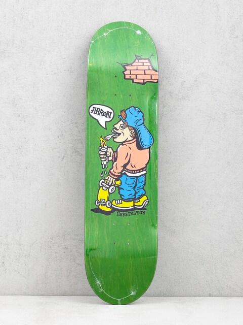 Doska Polar Skate Aaron Herrington Cake J (green)
