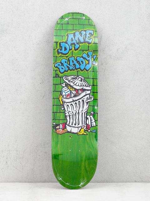 Doska Polar Skate Dane Brady Trash Can (green)