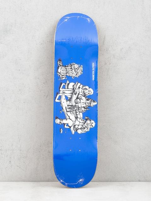 Doska Polar Skate Hjalte Halberg Picknick (blue)