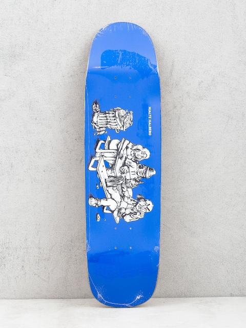 Doska Polar Skate Hjalte Halberg Picknick P9 (blue)