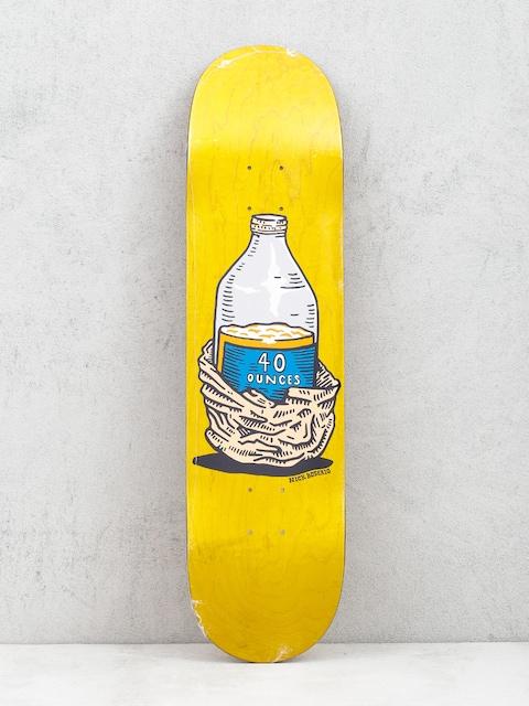 Doska Polar Skate Nick Boserio Forties (yellow)