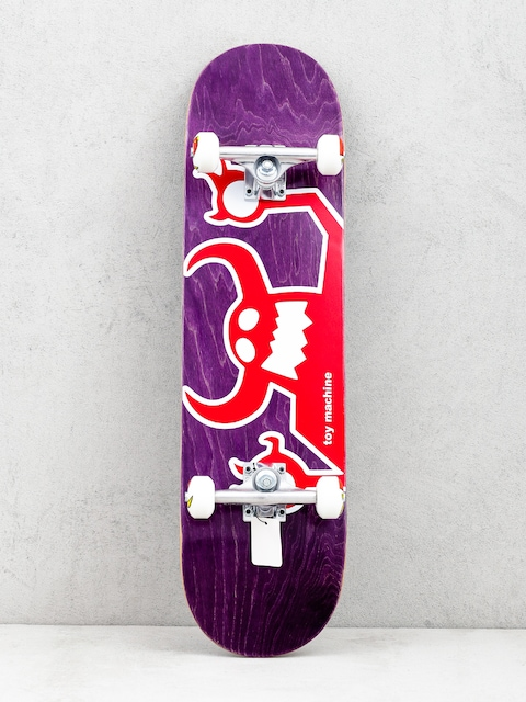 Skateboard Toy Machine Og Monster (purple)