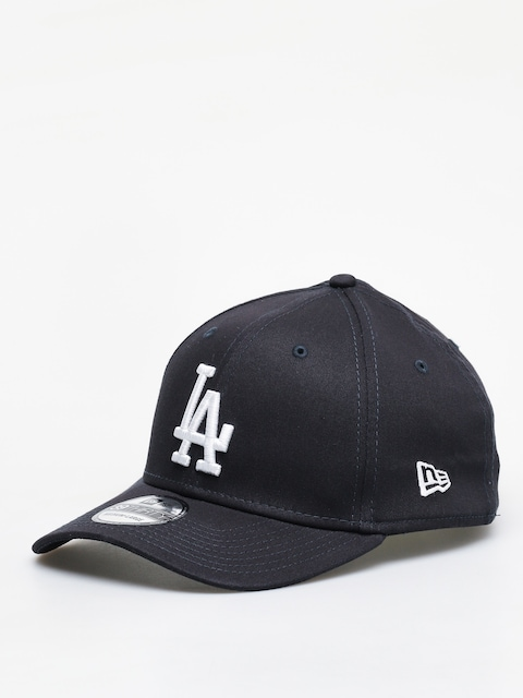 Šiltovka New Era 3930 League Basic Los Angeles Dodgers ZD (navy/optic white)