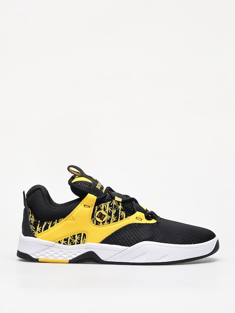 Topánky DC Kalis S Tx Se (black/yellow)