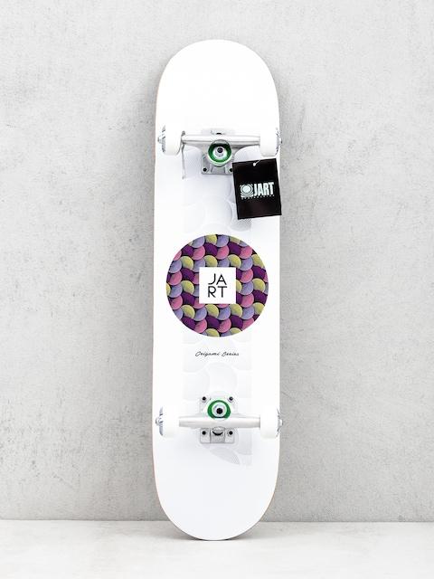 Skateboard Jart Origami (white)