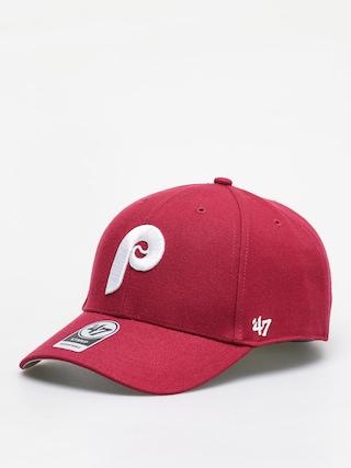 Šiltovka 47 Brand Philadelphia Phillies 47 Mvp ZD (cardinal)