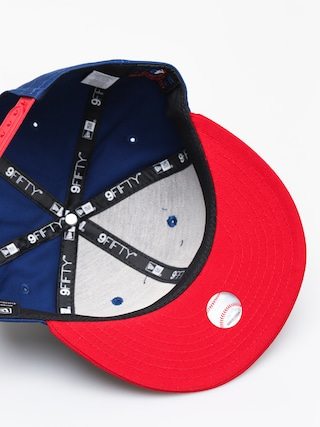 Šiltovka New Era Mlb Cotton Bl New York Yankees ZD (royal/red)