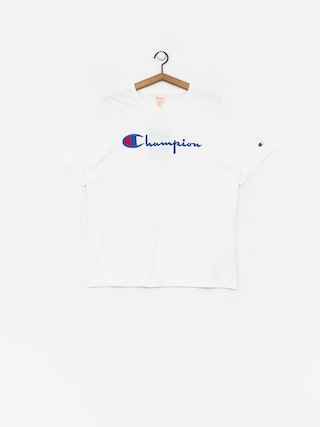 Tričko Champion Premium Reverse Weave Big Logo (wht)