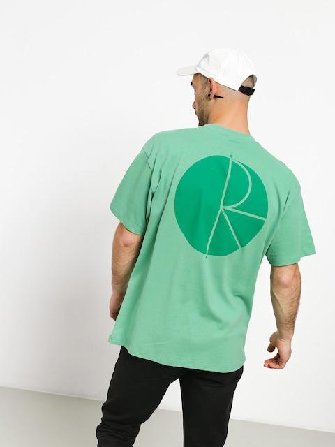 Tričko Polar Skate Fill Logo (peppermint/dark green)