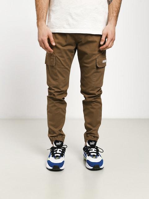 Nohavice MassDnm Cargo Sneaker Fit (beige)
