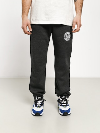 Nohavice MassDnm Base Regular Fit (dark heather grey)