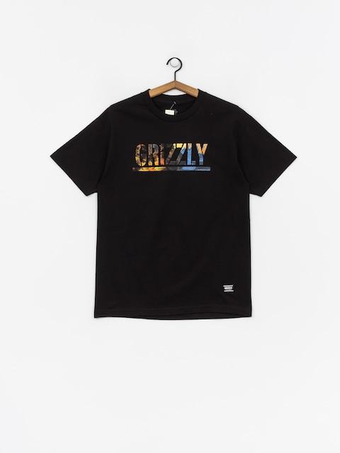 Tričko Grizzly Griptape Stamped Scenic