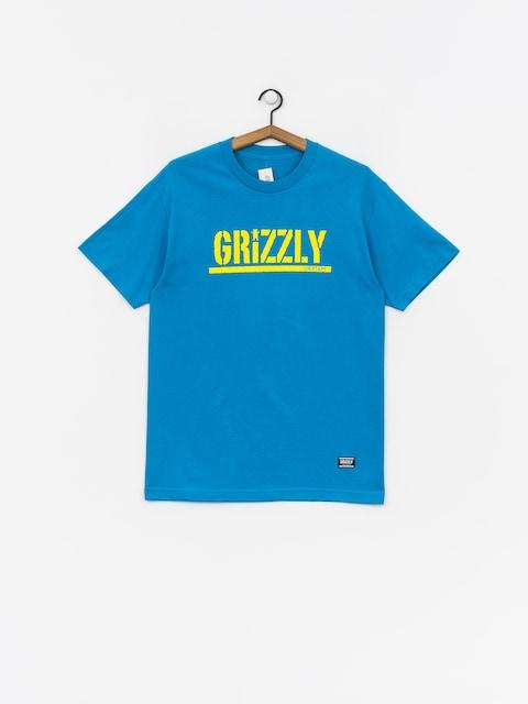 Tričko Grizzly Griptape Stamped