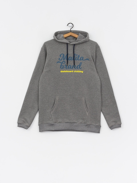 Mikina s kapucňou Malita Sktb Brand HD (grey)