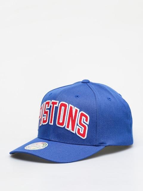 Šiltovka Mitchell & Ness Jersey Logo Detroit Pistons ZD (royal)