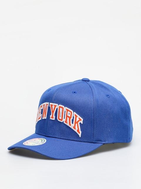 Šiltovka Mitchell & Ness Jersey Logo Ny Knicks ZD (royal)