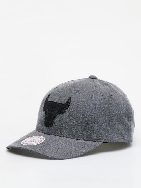 Šiltovka Mitchell & Ness Erode Chicago Bulls ZD (black)