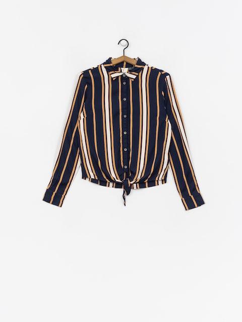 Košeľa Roxy Suburb Vibes Wmn (dress blue macy stripe)