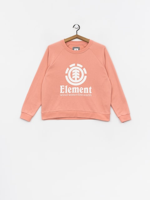 Mikina Element Verticalli Crew Wmn
