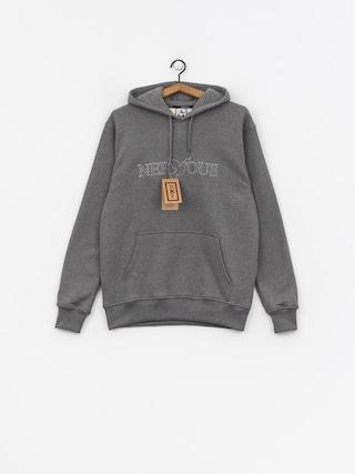 Mikina s kapucňou Nervous Classic HD (grey)