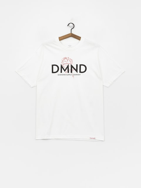 Tričko Diamond Supply Co. Dmnd Amour (white)