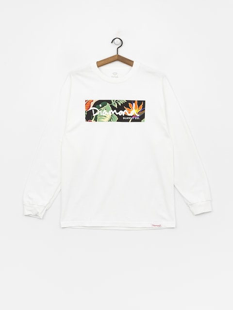 Triko Diamond Supply Co. Paradise Box Logo