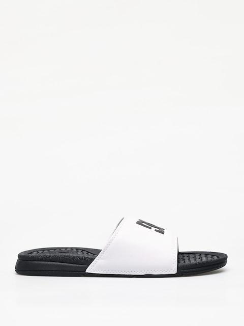 Šlapky DC Bolsa (white/black)