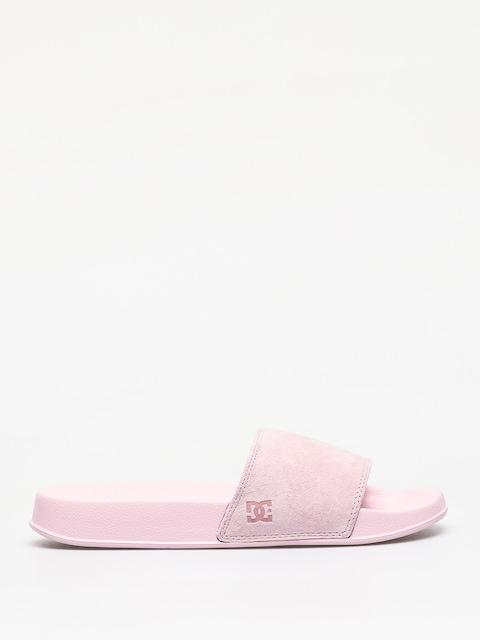 Šľapky DC Slide Se Wmn (pink)