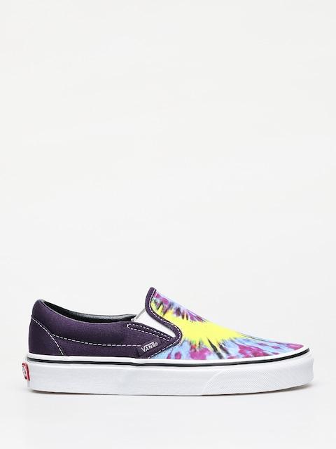 Topánky Vans Classic Slip On (tie dye)