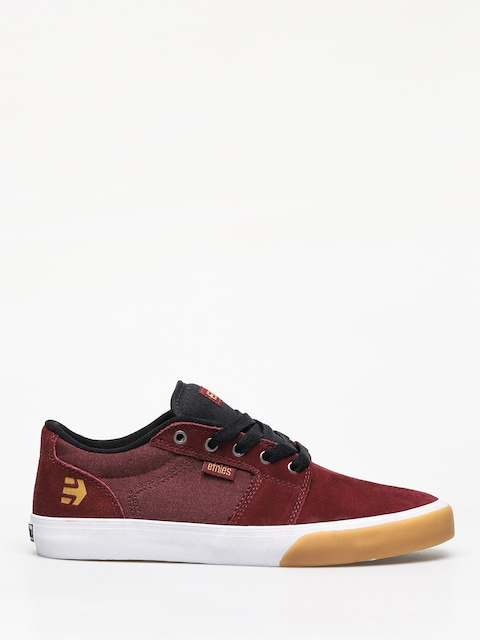 Topánky Etnies Barge Ls (burgundy/tan/white)
