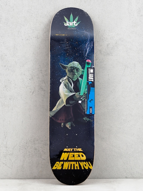 Doska Jart Weed Nation Yoda (black)