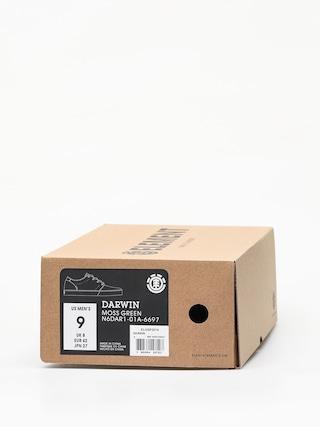Topánky Element Darwin (moss green)