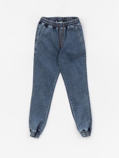 Nohavice Diamante Wear Rm Jeans Jogger (blue)