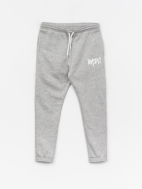 Nohavice MassDnm Signature Trap Fit (light heather grey)