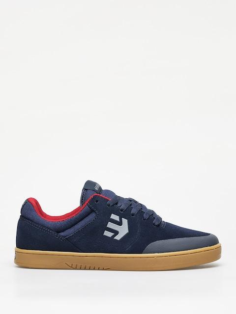 Topánky Etnies Marana (navy/red/gum)