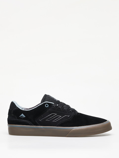 Topánky Emerica The Reynolds Low Vulc (black/gum/grey)