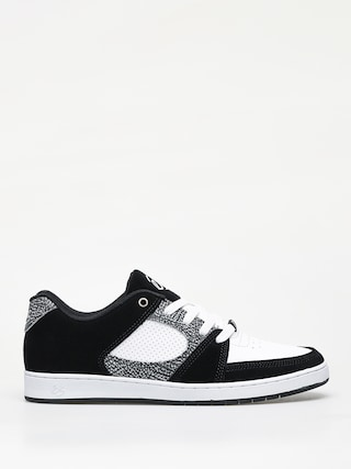 Topánky Es Accel Slim (black/grey/white)