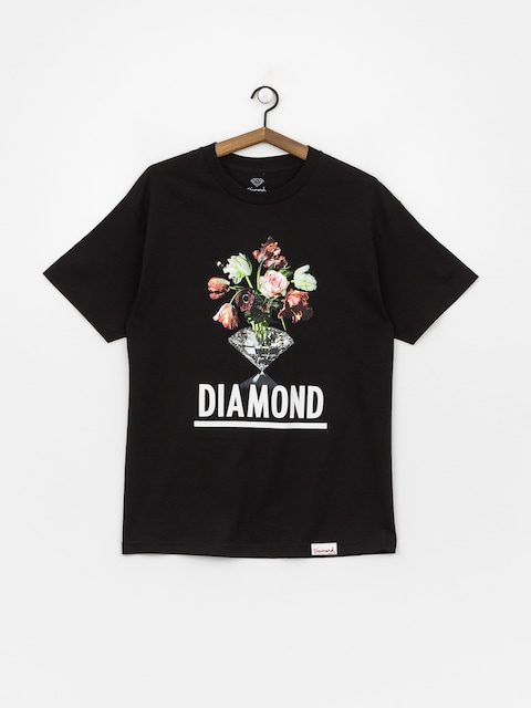 Tričko Diamond Supply Co. Pollination