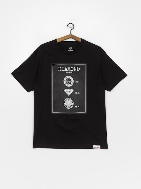 Tričko Diamond Supply Co. Draft
