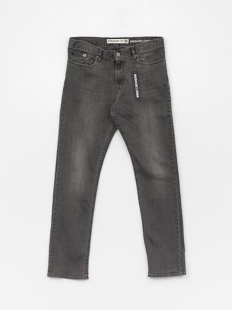 Nohavice DC Worker Straight (light grey)