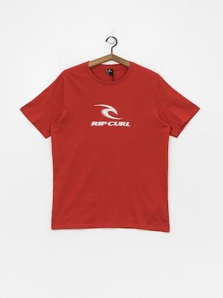 Tričko Rip Curl Iconic (red)