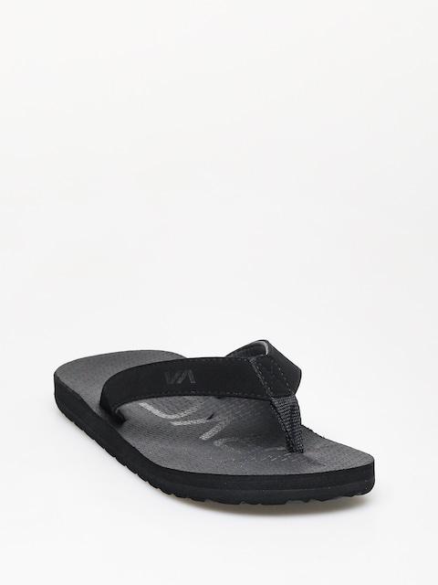 Žabky RVCA Subtropic Sandal (black)