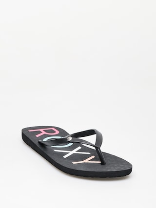 u017dabky Roxy Sandy II Wmn (black multi)